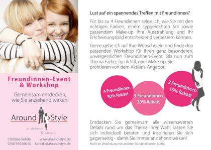 Around Style - Ihre Stil- und Typberatung in Starnberg und München